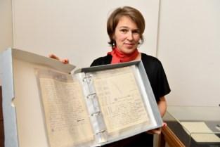 Letterenhuis in één klap schatrijk dankzij aankoop privécollectie handschriften Paul Van Ostaijen, Hugo Claus...