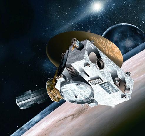 Onderzoekers weerleggen oude theorie over hoe planeten gevormd worden