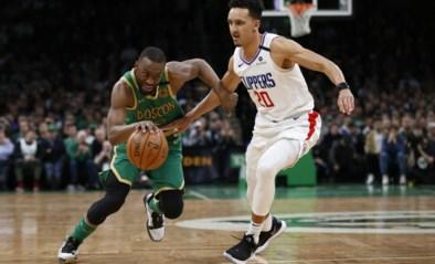 Boston Celtics gaan na dubbele verlenging voorbij Clippers, sterke Williamson onderuit met New Orleans na onwaarschijnlijke driepunter