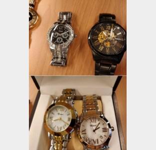 Meer dan veertig gestolen spullen gevonden tijdens huiszoeking bij heler