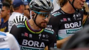 """Peter Sagan stelt vast dat het wielrennen fel veranderd is in de voorbije tien jaar: """"Nu heerst overal de anarchie"""""""