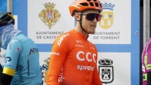 """Matteo Trentin spuwt zijn gal in Ronde van Murcia: """"Vandaag was gekkenwerk!"""""""