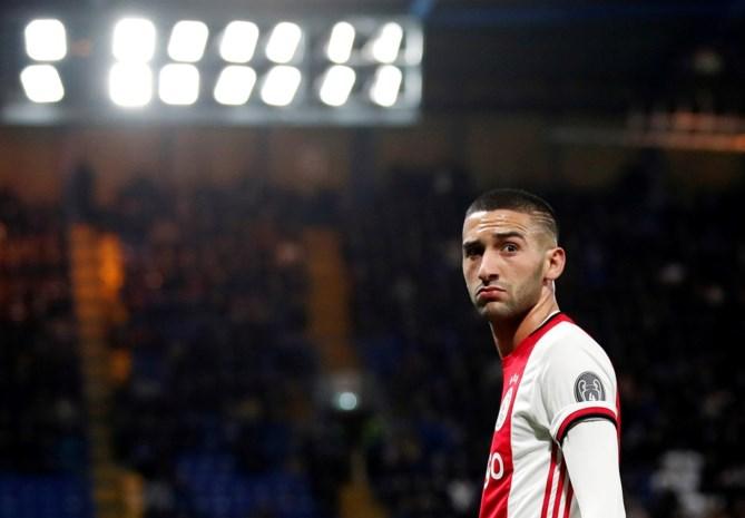 Hakim Ziyech wilde zijn 18de stoppen met voetballen, zat ooit bijna bij Anderlecht en is nu toptransfer van Chelsea
