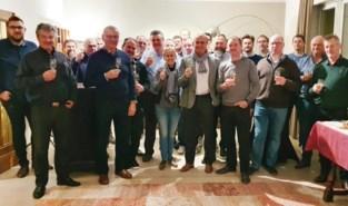 Whiskyclub The Hogshead toast op geslaagd openingsjaar