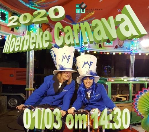 Moerbeeks carnaval met primeur
