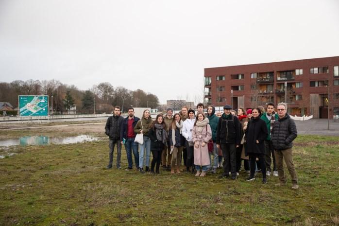 """Architectuurstudenten aan de slag in nieuwe wijk 4 Fonteinen: """"Ze missen soms realiteitszin"""""""