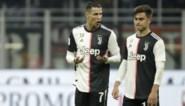 Juventus sleept in slotfase gelijkspel uit de brand bij AC Milan