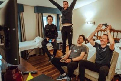 """Het reilen en zeilen van de Belgische kolonie op een berg op Tenerife: """"Wij noemen dit geen trainingskamp, maar een PlayStation-kamp"""""""