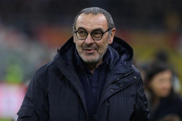 Juventus-trainer Maurizio Sarri krijgt lik op stuk na uitspraak over Italiaanse post