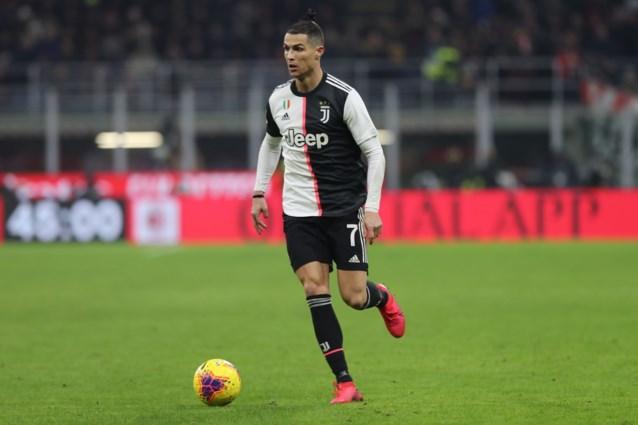 Cristiano Ronaldo op weg om 26 jaar oud Serie A-record te evenaren