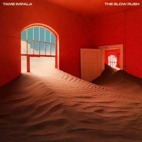 RECENSIE. 'The slow rush' van Tame Impala: Wapperende overgordijnen ***