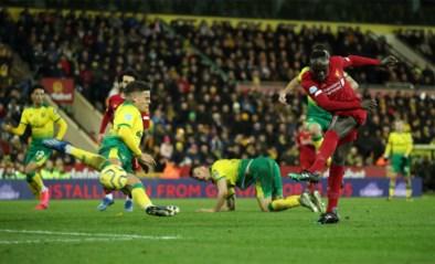 Mané bezorgt Liverpool 17de competitiezege op rij