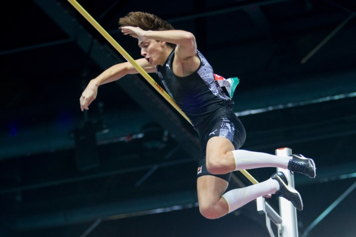 Geboren om te vliegen: hoe een 20-jarige Zweed het wereldrecord polsstokspringen al twee keer brak