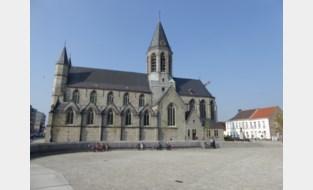 'A Ceremony of Psalms' door Studentenkoor Conservatorium Gent in OLV-kerk