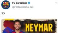 """""""Neymar terug naar Barcelona"""": hackers brengen Barça in verlegenheid en kondigen toptransfer aan"""