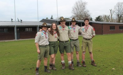 Na bijna vijf jaar bouwen, hebben scouts en gidsen nieuwe lokalen
