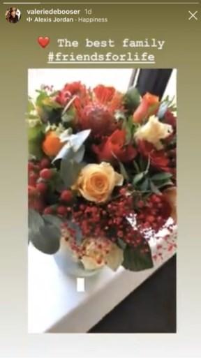 Valerie De Booser en Koen Wauters delen foto voor Valentijn