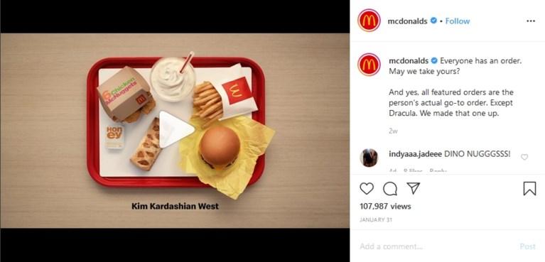 Op sociale media leren reclame en influencers jongeren verkeerde voedingsnorm aan