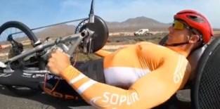 Jarige Jonas Van De Steene schittert op Vuelta Playa Blanca in Lanzarote