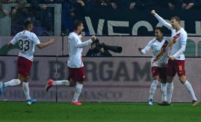 AS Roma verkeert in crisis, het grootste obstakel richting een stunt voor AA Gent heeft één naam: Edin Dzeko