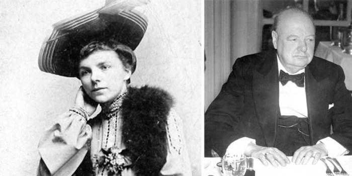 Het volk zag haar één keer, toen de premier haar bedankte: de kokkin die Churchill de oorlog hielp winnen