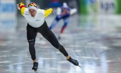 Mathias Vosté blijft op 1.500 meter onder zijn mogelijkheden