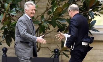 Koning houdt drie dagen consultaties: ten vroegste woensdag opvolger voor Geens