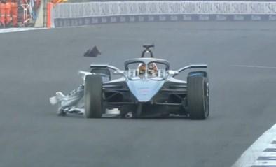 Stoffel Vandoorne verliest leidersplek in Formule E na fout in slotronde