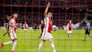 Ajax zonder moeite voorbij rode lantaarn, Feyenoord wint spektakelpartij