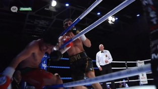 Veel Limburgse boksers in de ring tijdens Exclusive Boxing Night in Kuringen