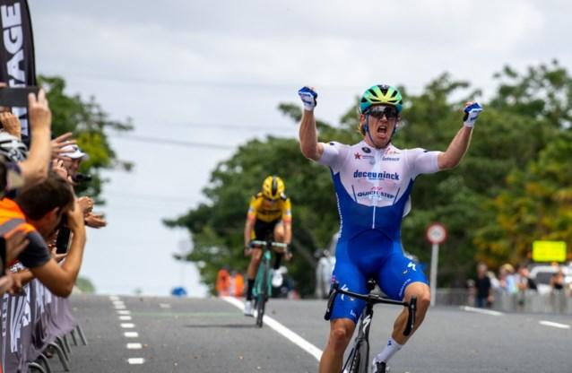 Nog een zege erbij voor Deceuninck-Quick Step: Shane Archbold kroont zich tot Nieuw-Zeelands kampioen