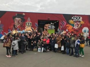 Inburgeraars maken kennis met Aalst en carnaval
