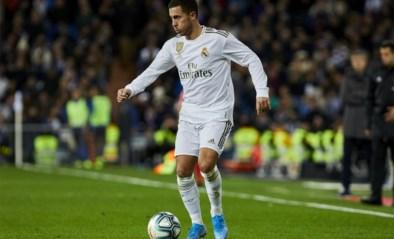 Eden is terug! Voor het eerst sinds 26 november staat Hazard in de basis bij Real Madrid