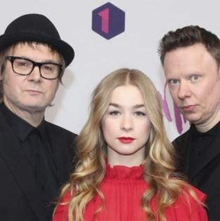 Hooverphonic stelt Songfestivalinzending voor