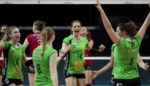 Recordhouder Asterix Avo sneuvelt in dramatische tiebreak in volleybalbeker vrouwen