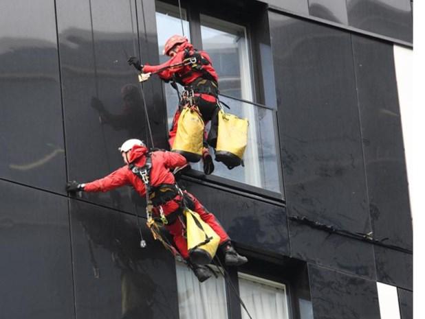 Brusselse brandweer al meer dan 100 keer uitgerukt voor storm Dennis