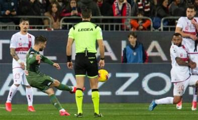 Dries Mertens scoort voor Napoli en komt weer wat dichter bij legendarisch record