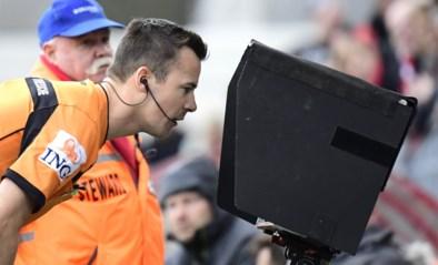 Antwerp kreeg onterecht een strafschop tegen Charleroi volgens Referee Department