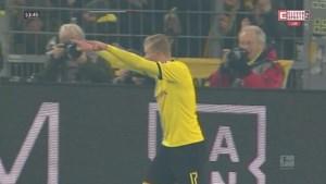 De 'Grote Haalandshow' gaat onverminderd door: Dortmund blikt Frankfurt eenvoudig in