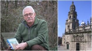 """Hugo (69) neemt lezers mee op tocht naar Compostela: """"Hoofd vrijgemaakt voor ik begon te schrijven"""""""