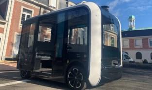 Ziekenhuis gaat patiënten en bezoekers vervoeren met dit zelfrijdend busje