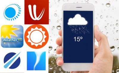 Experts testen zes gratis weerapps. Van Buienradar tot de KMI-app: welke voorspelling moet je geloven?