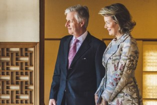 Koning bezoekt paleis waarvan hij bestaan niet vermoedde: koningshuis vol prinsen en prinsessen