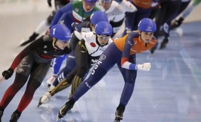 """Wanneer schaatsen oorlog is: Nederlandse Irene Schouten is pisnijdig na verloren race op WK: """"Sorry, sorry… Ik heb niks"""""""