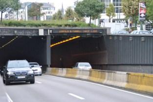 Ochtendspits door herstelling riolering Leopold II-tunnel loopt op tot 'slechts' een half uur