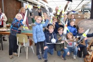 FOTO. Sint-Niklase academies laten werk zien op Verbeke Foundation