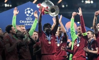 Kleintjes niet welkom: 1/8ste finales in Champions League voor het eerst alleen met teams uit vijf grootste voetballanden
