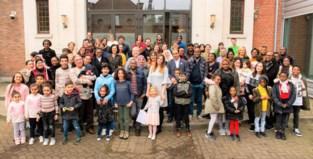 130 niet-Europese nieuwkomers behalen hun attest