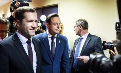 """De Wever (N-VA) roept op tot vorming van Vlaams front, maar botst op Rutten (Open VLD): """"Wij vormen liever een alliantie met MR"""""""