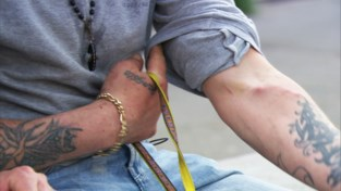 Truiense masturberende heroïnejunk riskeert 37 maanden cel